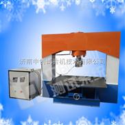 山东球墨铸铁井盖压力试验机,中创玻璃钢井盖耐压强度试验机