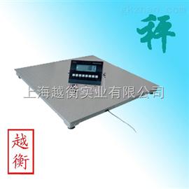 scs系列5吨不锈钢电子地磅 电子平台秤