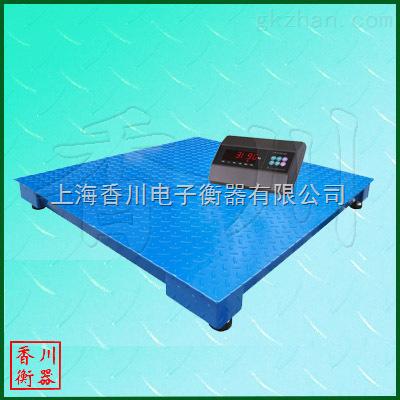 5吨电子磅秤多少钱/5T地磅厂家