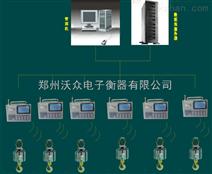 沃众衡器 无线电子吊秤网络管理系统