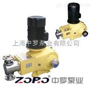 J-ZR系列柱塞式计量泵-J-ZR系列柱塞式计量泵