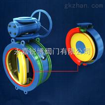 GWXDF3204Y-40C-DN200/双向流硬碰硬旋球阀/GWXDF3204Y-25C