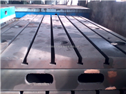 落地镗铣床工作台高标准制造