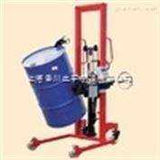 DCS-XC-L手动液压油桶搬运车秤,500kg抱桶电子秤,搬运电子称