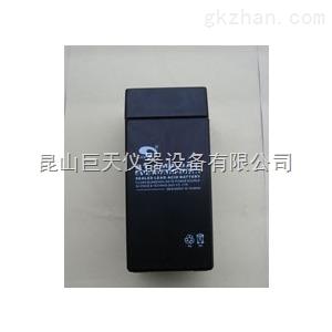 昆山赛特4V4AH电子蓄电池
