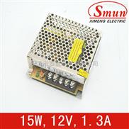 Smun/西盟单组输出15w12v开关电源