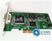 PCI总线接口VGA/RGB可采黑白彩色高清图像采集卡