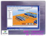 8.4寸触摸式工业平板电脑嵌入式平板电脑项目定制