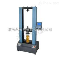 门式自动弹簧拉压试验机优点 汽车制动器拉簧检测仪