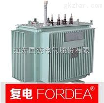 S11-250kVA/10kV复电/ 全密封油浸式变压器