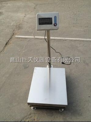 上海TCS系列100kg电子台称