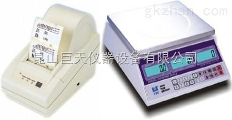 电子秤/不干胶打印称/6KG不干胶条码标签打印秤价格
