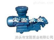 TCB300-防爆齿轮泵保养问题--宝图泵业