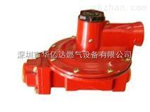 美国Fisher红色LOC870 LISTED810 DN20液化气减压阀