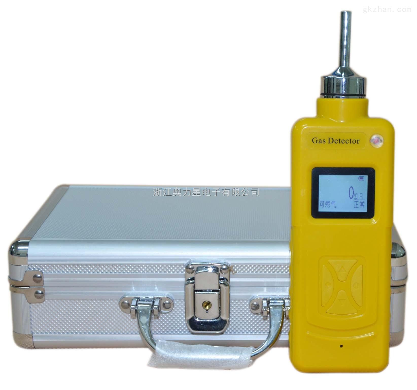 防爆便携式二氧化碳报警仪