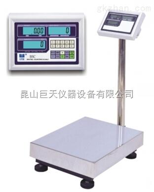 UTE联贸电子秤-联贸BSC电子计数台秤