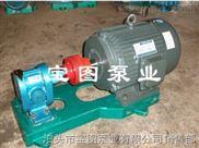 2CY-3/2.5-2CY高压齿轮泵的机械密封如何选择材质--泊头宝图