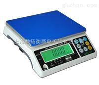 JWE上下限報警功能電子計重桌秤,JWE-30kg電子桌秤