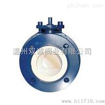 VQ41TC手动耐磨陶瓷V型球阀