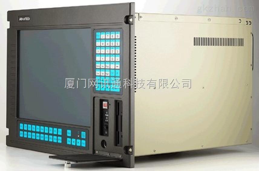 研华AWS-8248VTP工业级一体化工作站 厦门工控机
