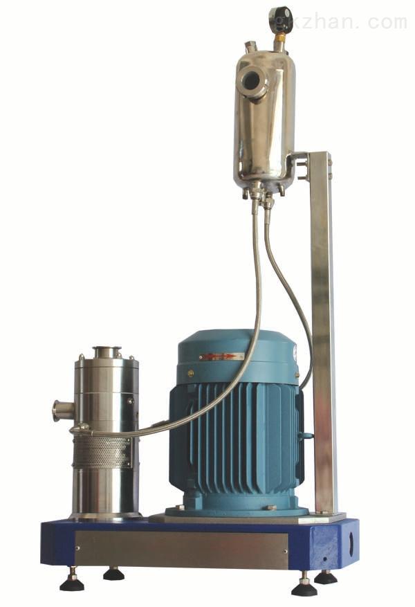 NKD2000植物甾醇研磨乳化机