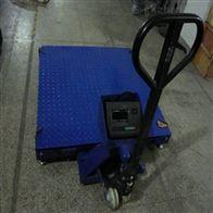 SCS电子地磅,移动式电子地秤
