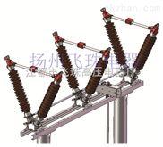 GW5-40.5、72.5、126kV型户外高压隔离开关