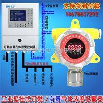工业防爆型氢气可燃气体探测仪检测仪氢气泄露报警器气体浓度探测器