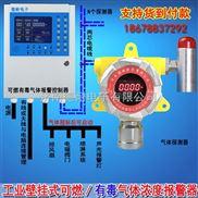 瓦斯浓度检测仪瓦斯探测器探头瓦斯泄露报警器壁挂式可燃气体报警器