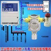化工厂车间氯化氢气体报警器,气体泄漏报警装置厂家