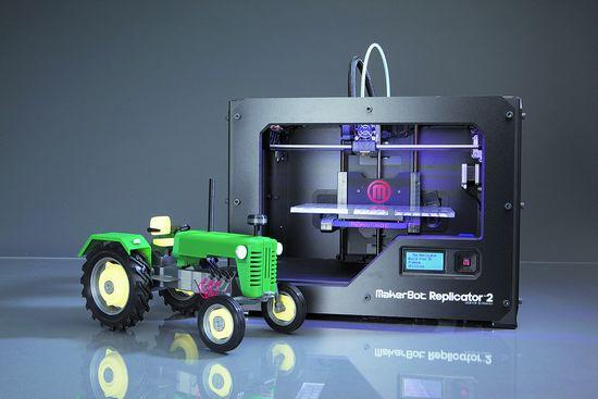 浅谈3D打印技术的应用领域