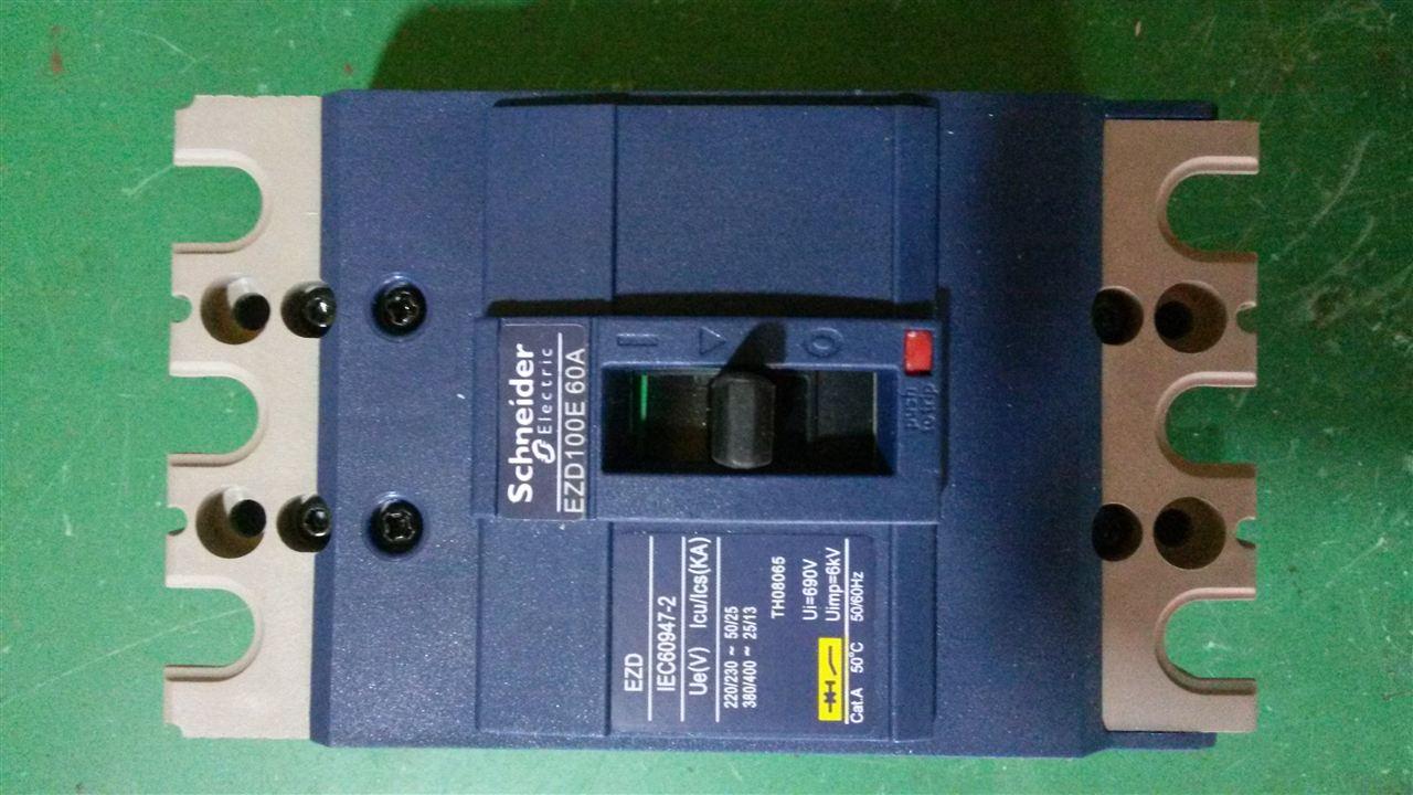 施耐德ns系列塑壳断路器ns-800n/3p