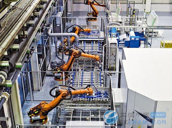 工业自动化推进企业升级 提高生产力水平