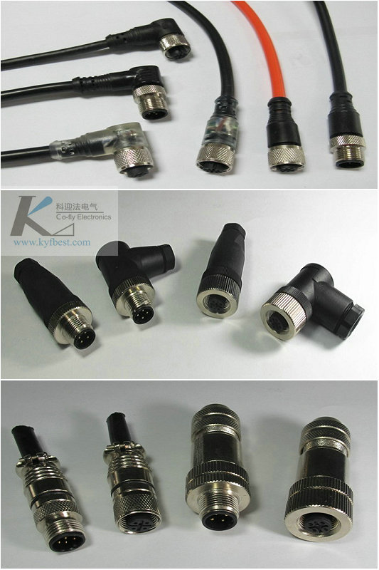 上海科迎法电气科技有限公司是生产接近开关M12延长线,M12航空插头,M12传感器连接器,M12电缆插头,M12电缆连接器等系列产品的制造商。