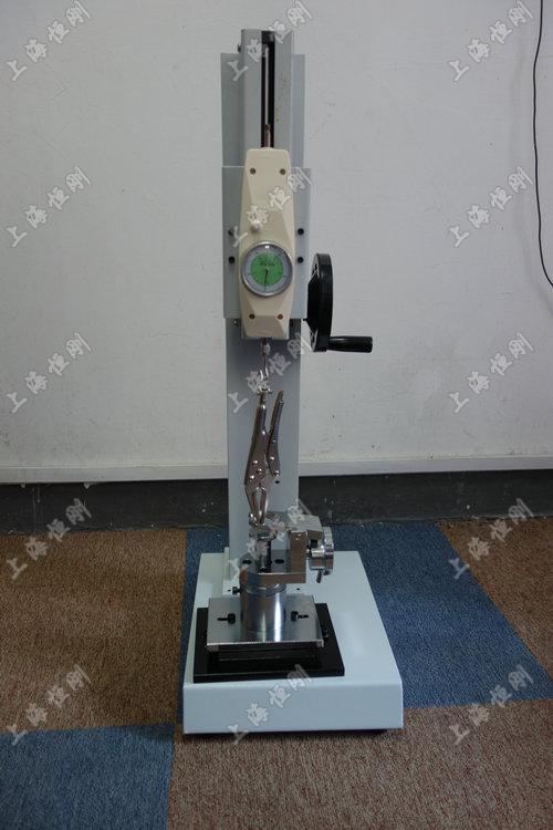 装饰纽扣脱合力测试仪,5-50N纽扣脱合力测试仪服装装饰专用