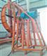 建筑幕墙动态水密性能螺旋桨检测设备